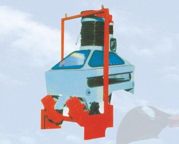 TQSF型系列重力分级去石机