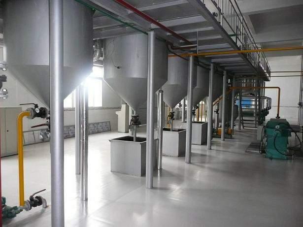 50-100T精炼油设备